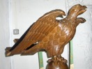 West Wittering Church Eagle seeks beak, feather and claw care!