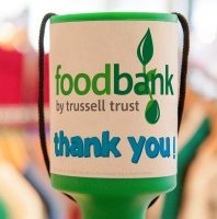 Collections for Chichester Foodbank